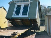 Storage Building Mover